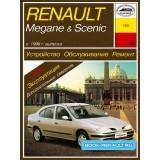 Руководство по ремонту Renault Megane / Scenic. Модели с 1996 года, оборудованные бензиновыми и дизельными двигателями