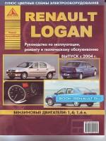 Руководство по ремонту Renault Logan