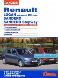 Руководство по ремонту Renault Logan / Renault Sandero