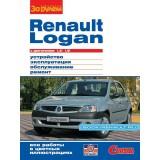 Руководство по ремонту Renault Logan. Модели, оборудованные бензиновыми двигателями
