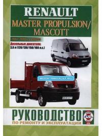 Руководство по ремонту Renault Mascott