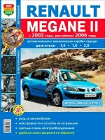 Руководство по ремонту Renault Megane 2