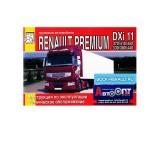 Инструкция по эксплуатации, техническое обслуживание Renault Premium DХi 11. Модели, оборудованные дизельными двигателями