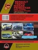 Руководство по ремонту Renault Trafic / Opel Vivaro
