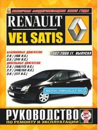 Руководство по ремонту Renault Vel Satis