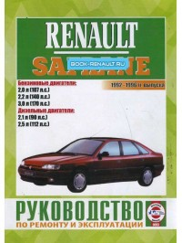 Руководство по ремонту Renault Safrane