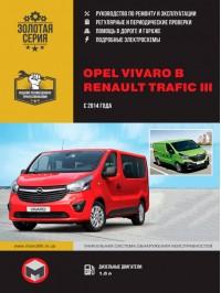 Руководство по ремонту Renault Trafic III / Opel Vivaro B