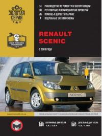 Руководство по ремонту Renault Scenic в фотографиях