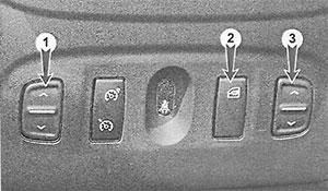 Блок управления Renault Logan 2