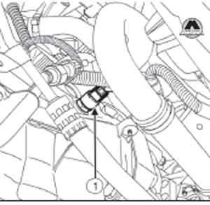 датчик масла Renault Sandero, датчик масла Dacia Sandero, датчик масла Sandero StepWay