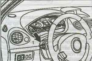 габаритные огни Renault Clio 2, габаритные огни Renault Clio 3