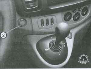 использование прикуривателя Renault Trafic, использование прикуривателя Opel Vivaro