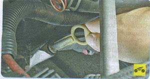 картер двигателя Renault Megane II