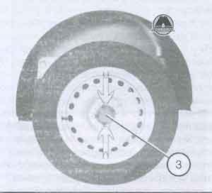 колесо Renault Kangoo II