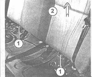Крепление Renault Logan