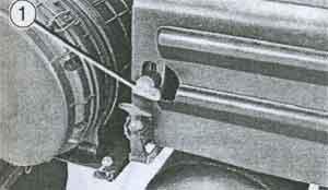 механический выключатель Renault Premium DХi 11