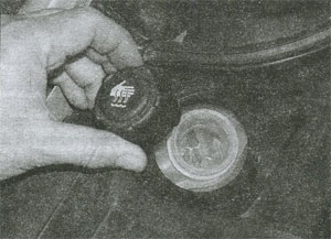 охлаждающая жидкость Renault Megane