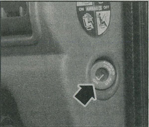 переключатель подушки безопасности Renault Tvingo