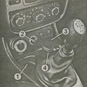 пепельница Renault Duster
