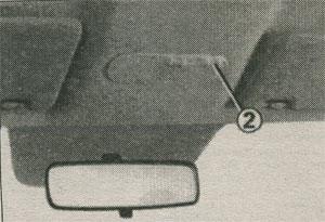 принудительное освещение Renault Logan