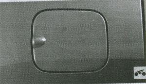крышка топливного бака Renault Logan
