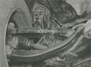 рулевой механизм Renault Megane II