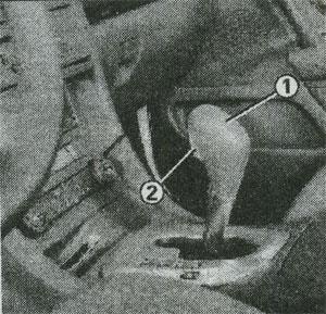 Селектор Renault Vel Satis