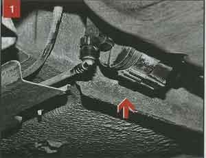 топливный фильтр Renault Symbol