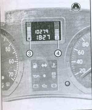 указатель топлива Renault Logan, указатель топлива Renault MCV