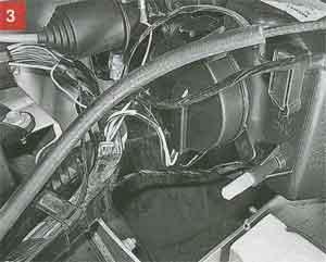 вид фары Renault Logan