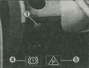 выключатель тормоза Renault Espace IV