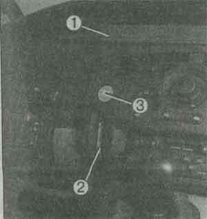 запуск двигателя Renault Scenic, запуск двигателя Grand Scenic