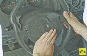 звуковой сигнал Renault Megane II